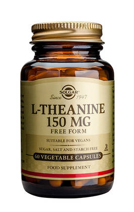 L-Theanine 150mg 60kps. - Aminohapot - 0033984027060 - 1