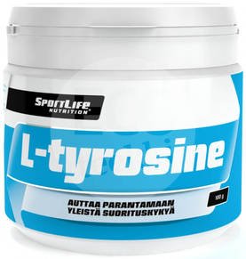 SportLife Nutrition L-tyrosine 100g - Aminohapot - 6430018361710 - 1