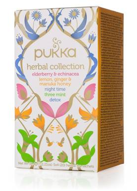 PUKKA Herbal Collection 20pss - Teet - 5060229012371 - 1