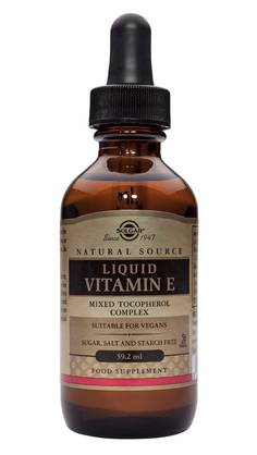 Liquid Vitamin E Complex 59ml - E-vitamiinit - 0033984016002 - 2