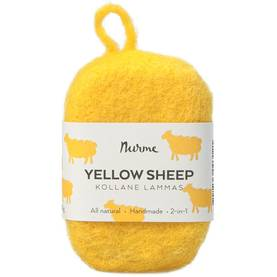 Nurme Yellow Sheep - Felted Soap 80g - Saippuat ja suihkugeelit - 4742763003152 - 1