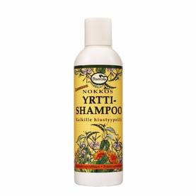 Yrttishampoo 200ml. - Shampoot - 6416384140012 - 1