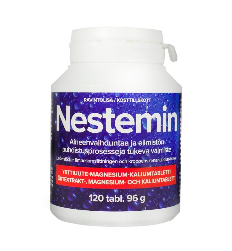 Magnesium Nesteenpoisto