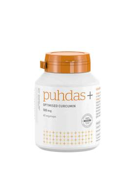 Puhdas+ Optimised Curcumin 500mg 60kps - Niveltuotteet - 6430050003173 - 1