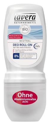 Lavera Neutral Deo Roll-On, 50 ml - Deodorantit - 4021457622474 - 1