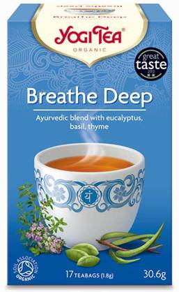 YOGI Breathe Deep (L) 17 pss - Teet - 4012824528345 - 1