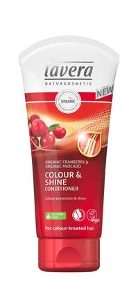 Lavera Colour & Shine Conditioner, 200 ml - Hoitoaineet - 4021457619955 - 1