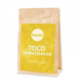 Foodin - Toco - riisinlesejauhe, 150 g - Superfoodit - 6430051820816 - 1