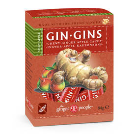 Gin-Gins Spicy Apple Chewy - Makeiset - 0734027971066 - 1