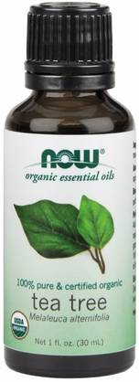 Organic Tea Tree Oil - Eteerisetöljyt - 733739074706 - 1
