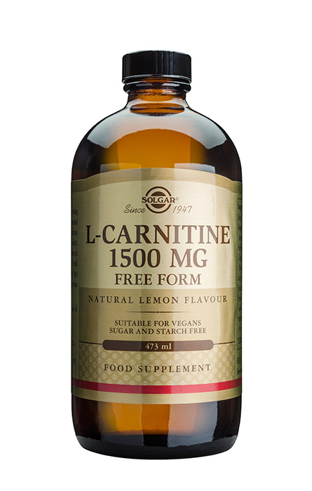 L-Carnitine 1500 mg 473ml - Aminohapot - 0033984307216 - 1