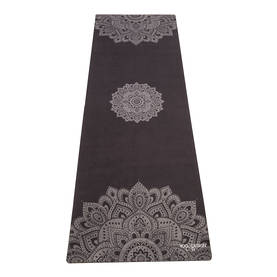 Yogamat Travel Mat 1mm Mandala Black - Treenivarusteet - 712038224357 - 1