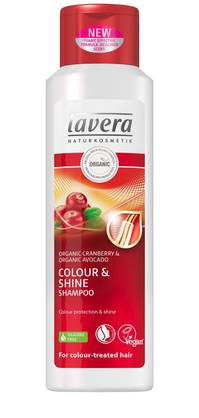 Lavera Colour & Shine Shampoo, 250 ml - Shampoot - 4021457619887 - 1
