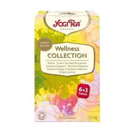 YOGI TEA Wellness collection 17pss - Teet - 4012824403628 - 1