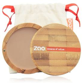 Bamboo Compact powder 304 Capuccino * - Puuterit - 3700756603049 - 1