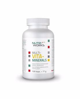 Multivitaminerals - Monivitamiinit - 6430057980149 - 2