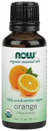Organic Orange  Oil - Eteerisetöljyt - 733739074409 - 1