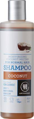 Kookosshampoo 250ml - Shampoot - 5765228837719 - 1